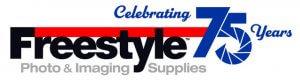 Freestyle 75 Year anniversary Logo
