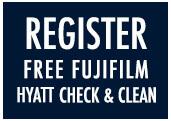 REGISTER FUJI CLEAN & CHECK